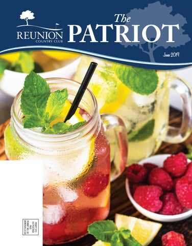 Reunion Patriot June 2019 by The Times - issuu