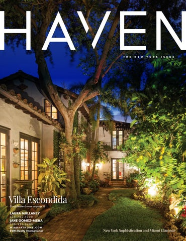Haven / The New York Issue 2019 by havenlifestyles - issuu