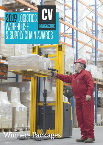 2019 Logistics, Warehouse & Supply Chain Awards Packages by