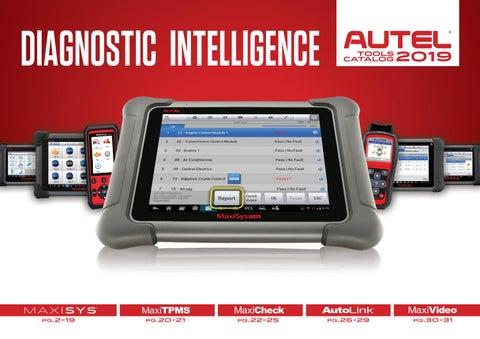 Autel Full Tool Catalog by Autel - issuu