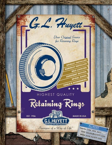 0.375 E-Retaining Rings 15-7 Mo Stainless 200 pcs