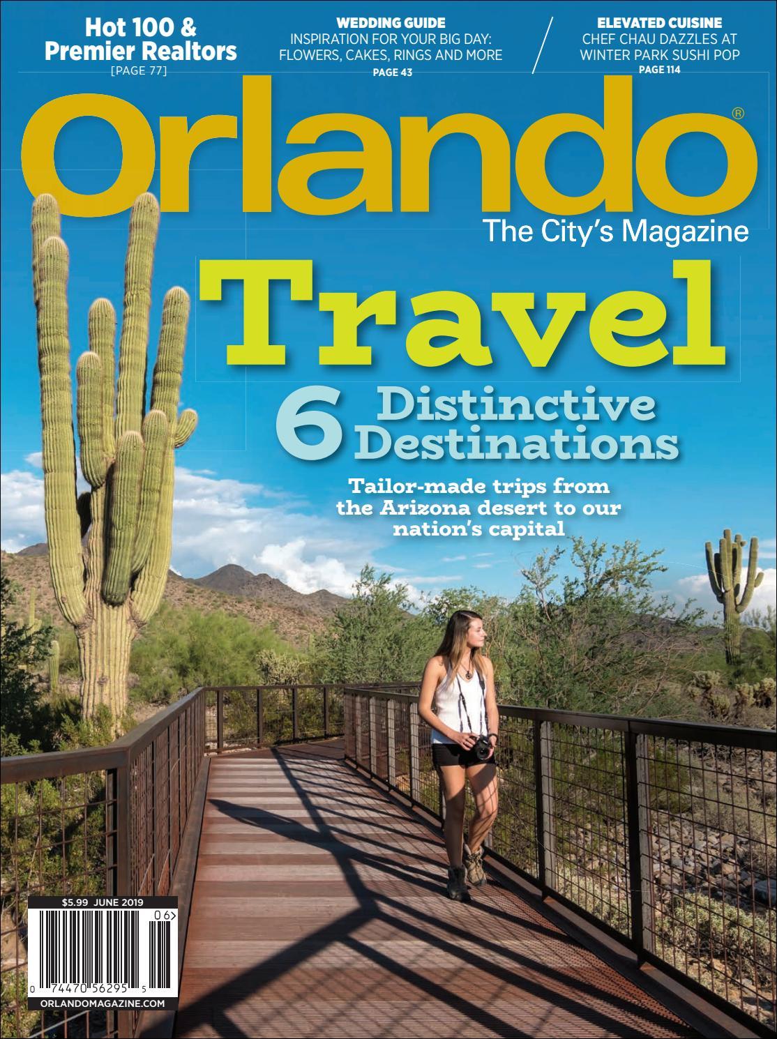 16fc6d3f48a Orlando Magazine June 2019 by Morris Media Network - issuu