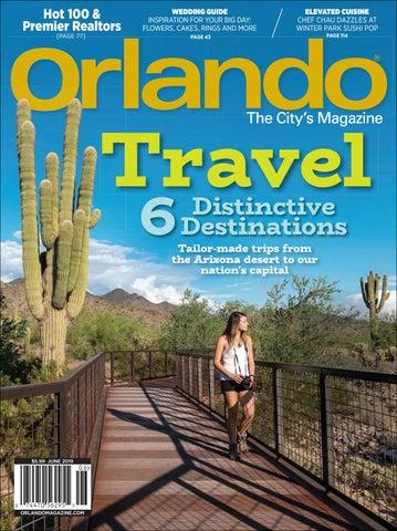 Orlando Magazine June 2019 By Morris Media Network Issuu