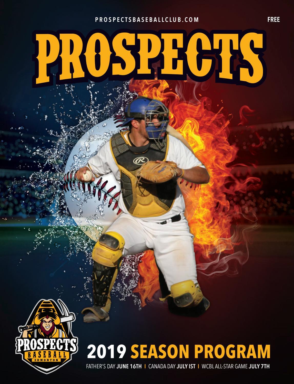Edmonton Prospects Season Program 2019 Issue 1 by T8N