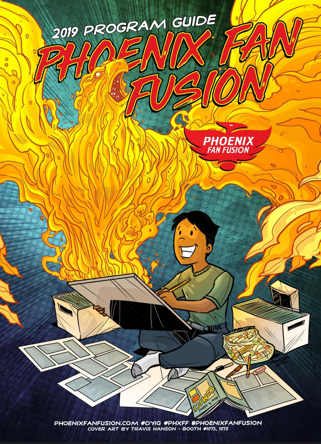 Phoenix Fan Fusion 2019 by Times Media Group - issuu