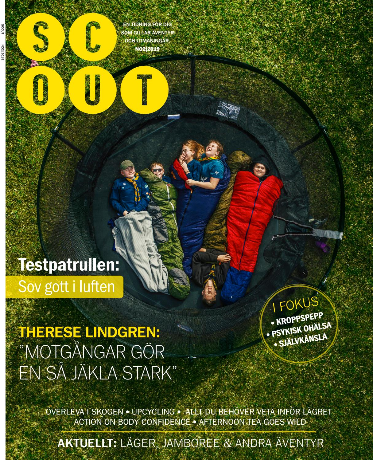 Scout nr 2, 2019 by Scouterna - issuu