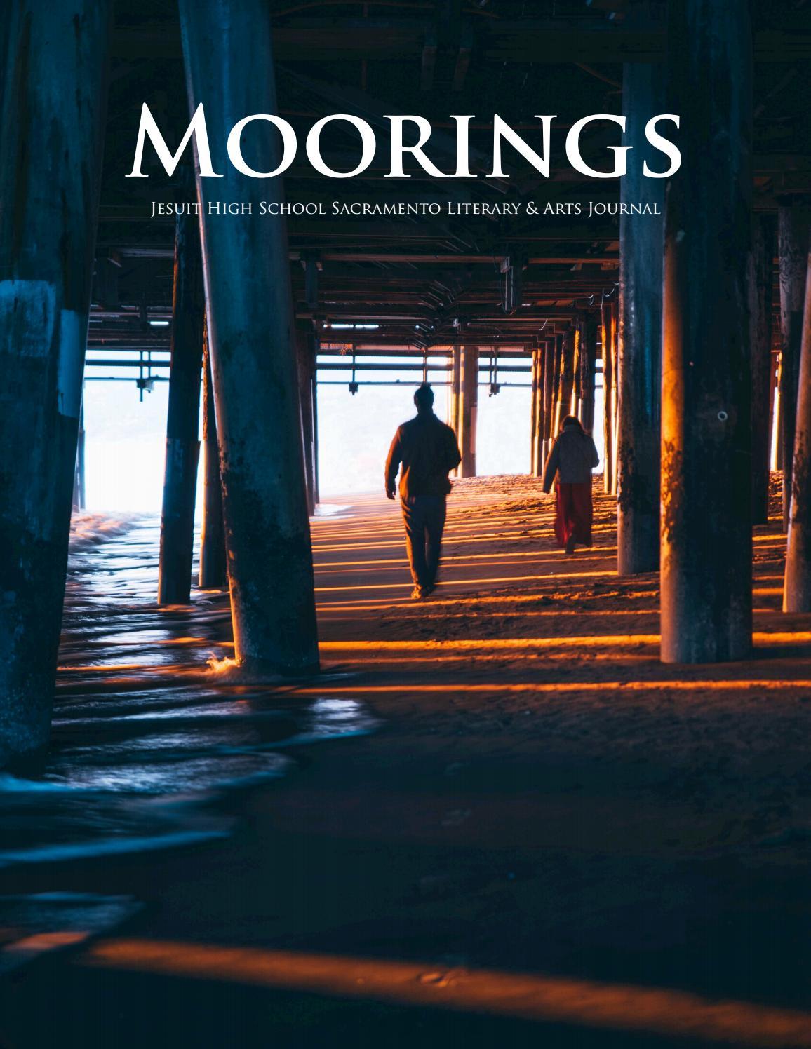 Moorings Volume 3, No  2 by Jesuit High School - issuu