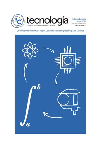 3C Tecnología  Special Issue – May 2019 by Editorial