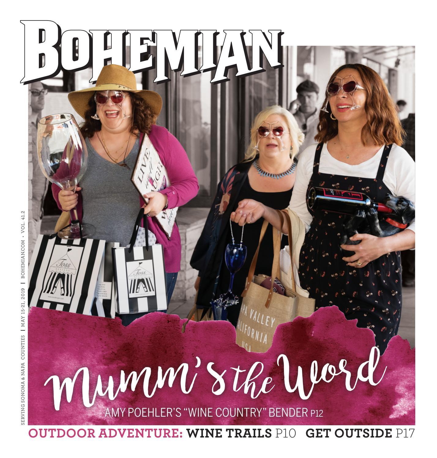 Bohemian May 15-21, 2019 by Metro Publishing - issuu