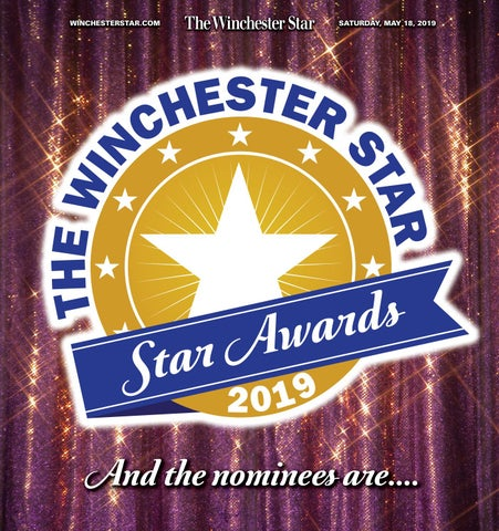 2019 Star Awards Voting By Winchester Star Issuu