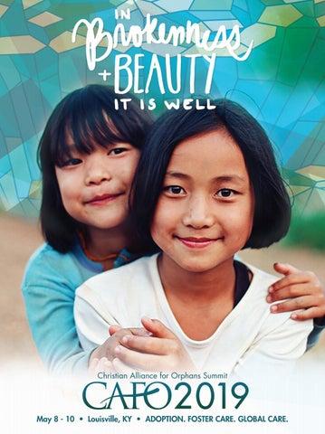 CAFO2019 Program by Christian Alliance for Orphans - issuu