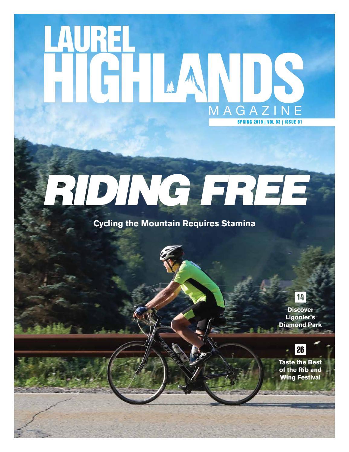 Laurel Highlands Magazine | Spring/Summer 2019 by Sunflower