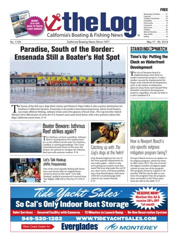 Kudos To Isthmus >> May 17 To 30 2019 Log Digital Edition