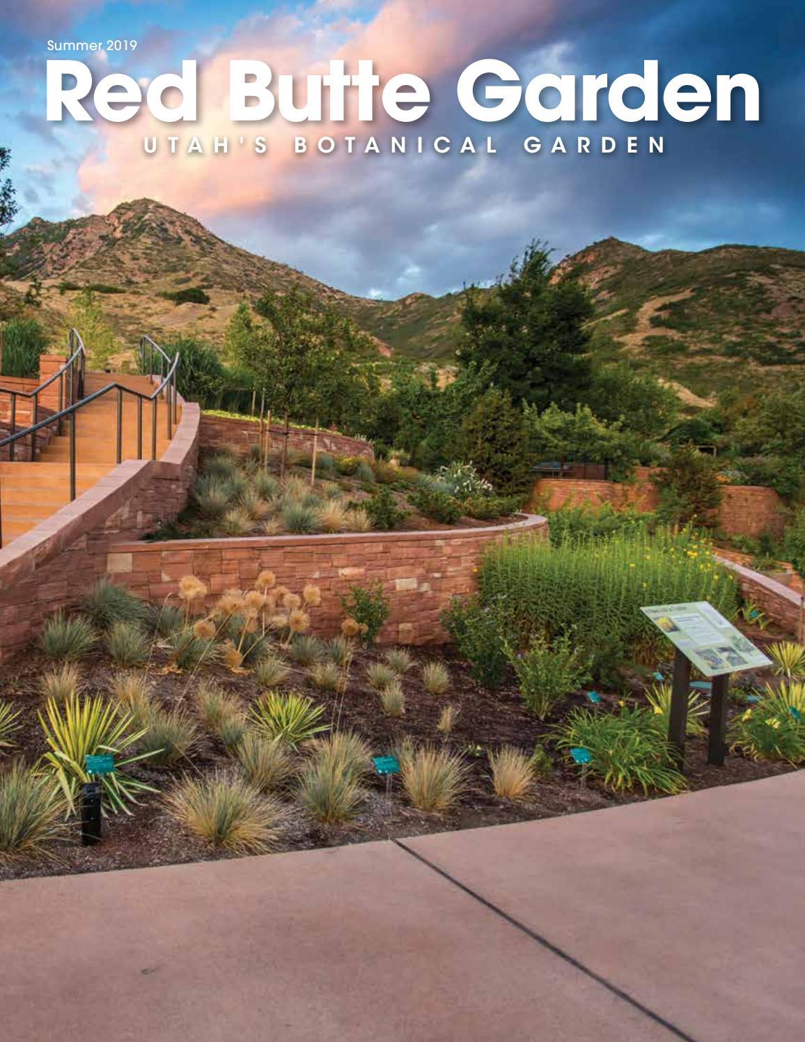 Red Butte Garden Newsletter Summer 2019 By Red Butte Garden Issuu