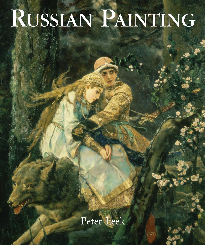 Nikifor Russian artist Russian Winter landscape /& horses Oil painting Krylov