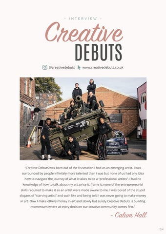 Page 126 of Democratising the Art Work: Creative Debuts