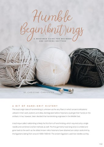 Page 134 of A Resource Guide for Beginners and Aspiring Knitters