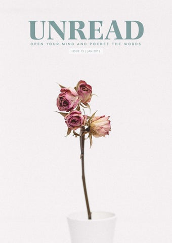 8d9c26326 Unread - Issue 15 by Unread - issuu