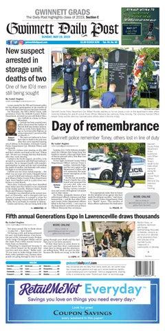 May 19, 2019 — Gwinnett Daily Post by Gwinnett Daily Post - issuu