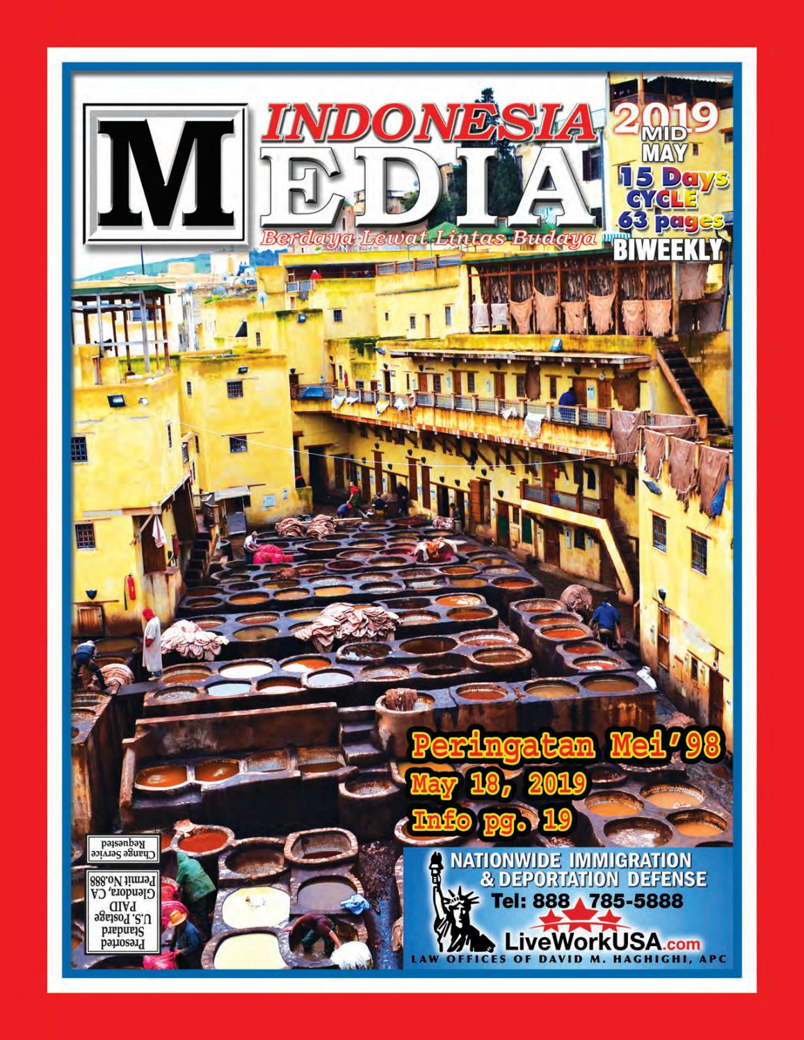 Indonesia Media Issue Mid May 2019 by Indonesia Media - issuu