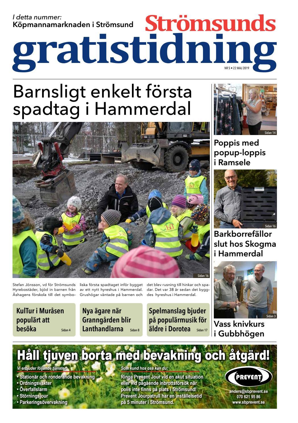 Bostadsrtter och lgenheter i Hammerdal