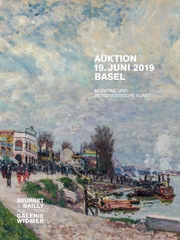 Moderne und Zeitgenössische Kunst by Beurret Bailly Widmer Auktionen ...