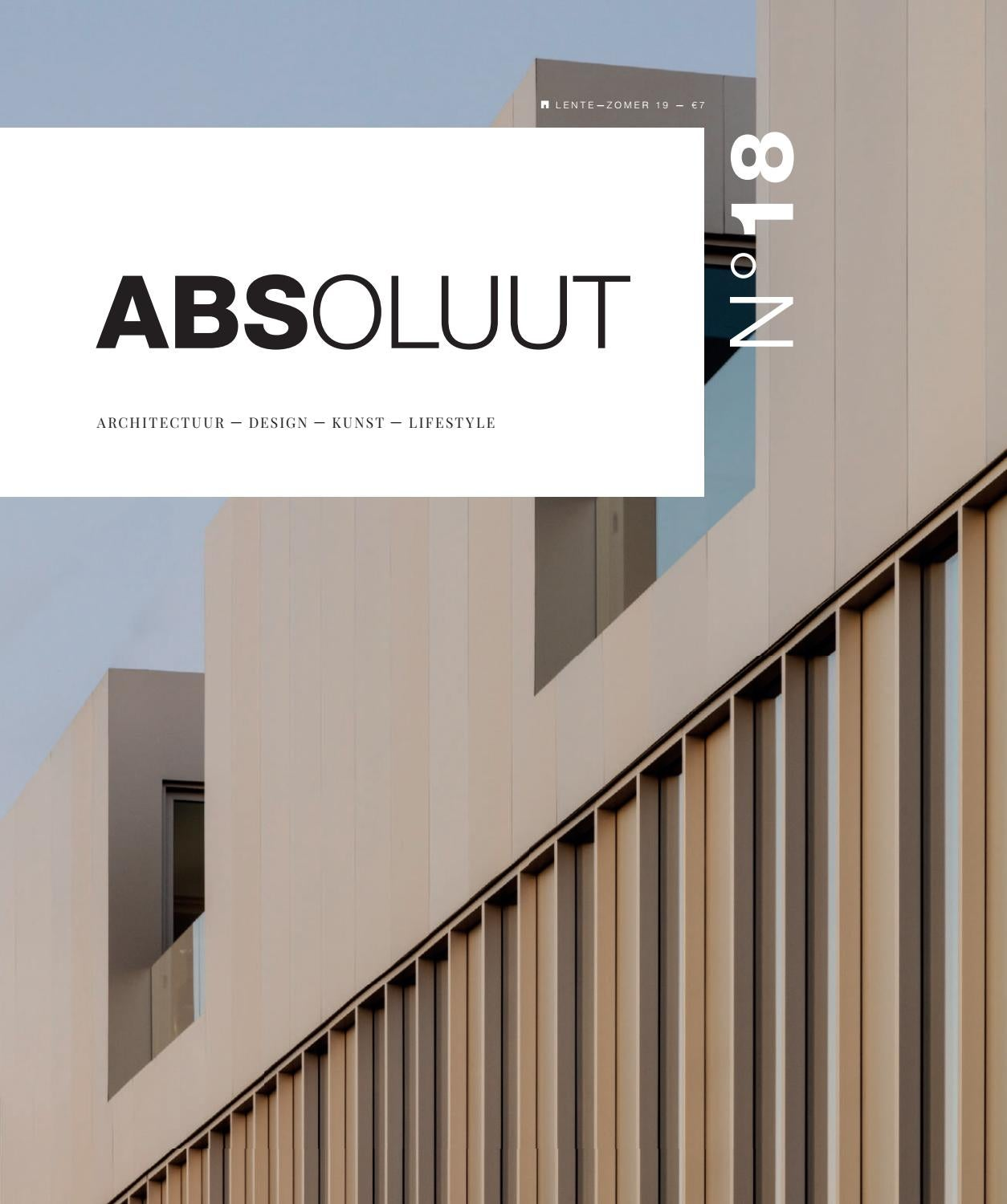 Absoluut 18 By Absbouwteam Issuu
