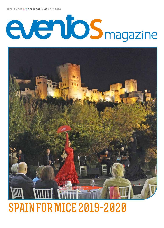 Medina Ice Festival 2020.Spain For Mice 2019 2020 By Grupo Eventoplus Issuu