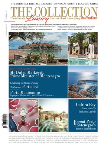 The Collection, Montenegro vol  24 by The Collection, Montenegro - issuu