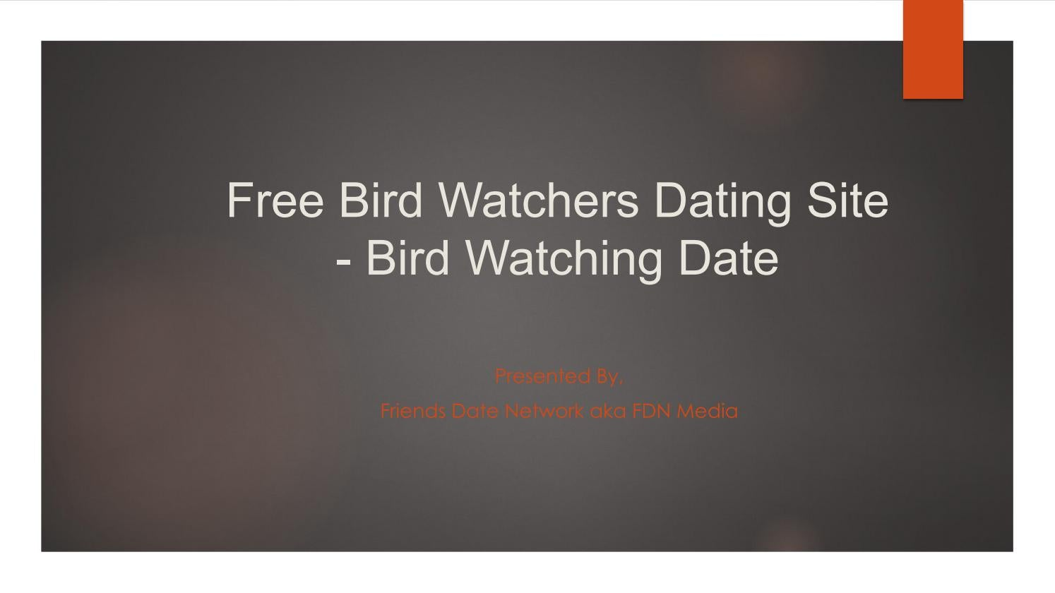 bird watchers dating site