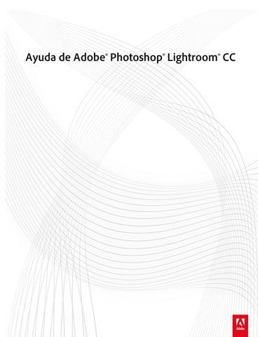 Manual De Adobe Lighroom 5 By Lectivatum Issuu