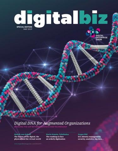 Digital DNA for Augmented Organizations by Kerunet Digital