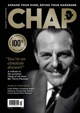 The Chap Issue 100 by thechap - issuu