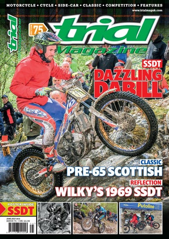 Trial Magazine Issue 75 June-July 2019 by Trials Media - issuu