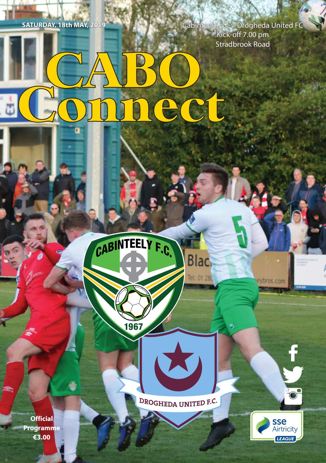 EA Sports Cup Preview: Cabinteely -v- Crumlin - sil0.co.uk