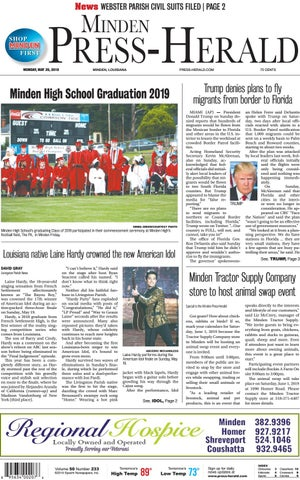 05-20-2019 Minden Press-Herald e-edition by Minden Press-Herald - issuu