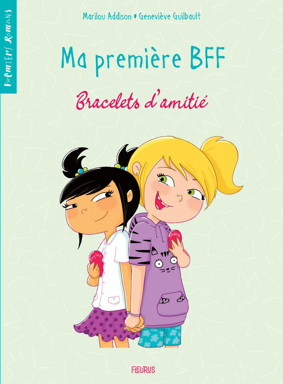 Ma Premiere Bff T2 Bracelets D Amitie By Fleurus