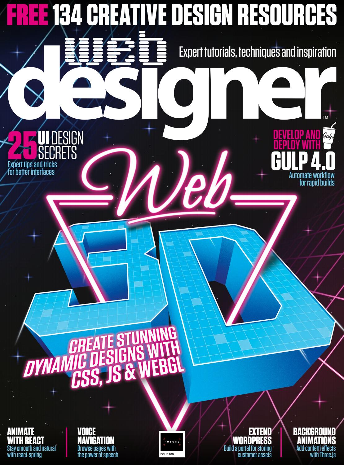 Web Designer 288 (Sampler) by Future PLC - issuu