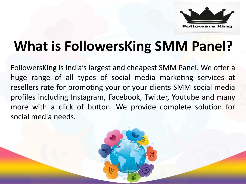 FollowersKing SMM Panel by followersking - issuu