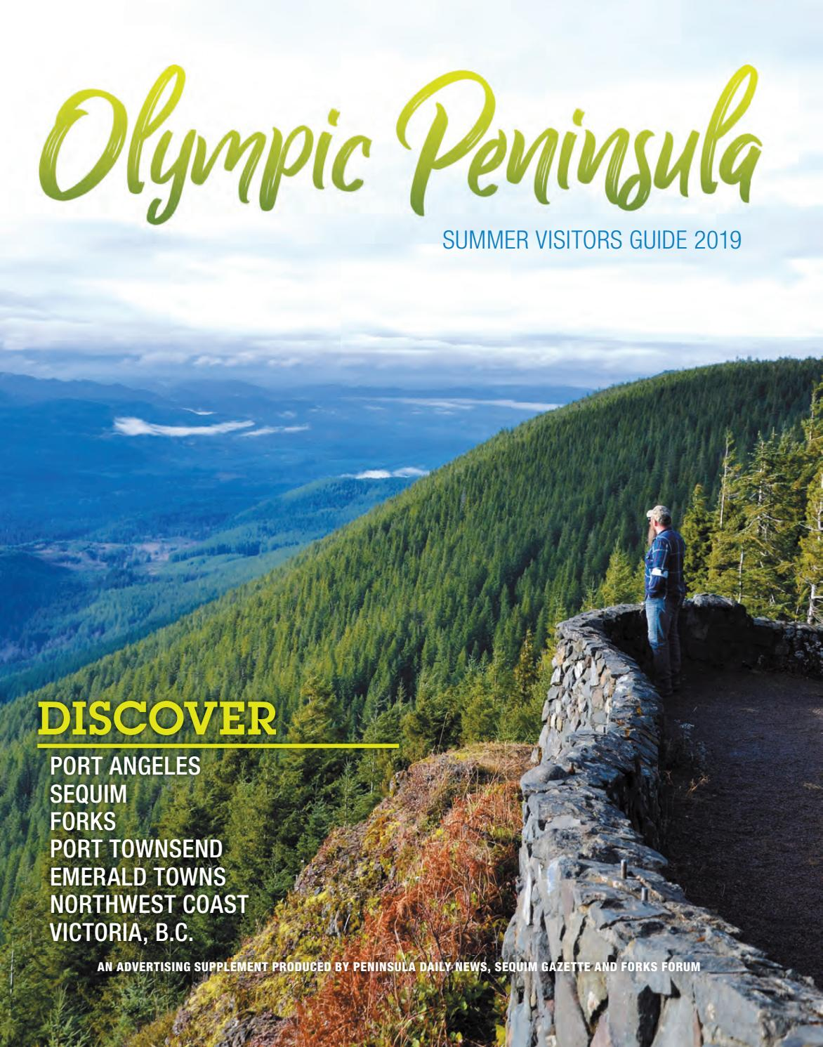 2019 Summer Visitor's Guide by Sequim Gazette - issuu