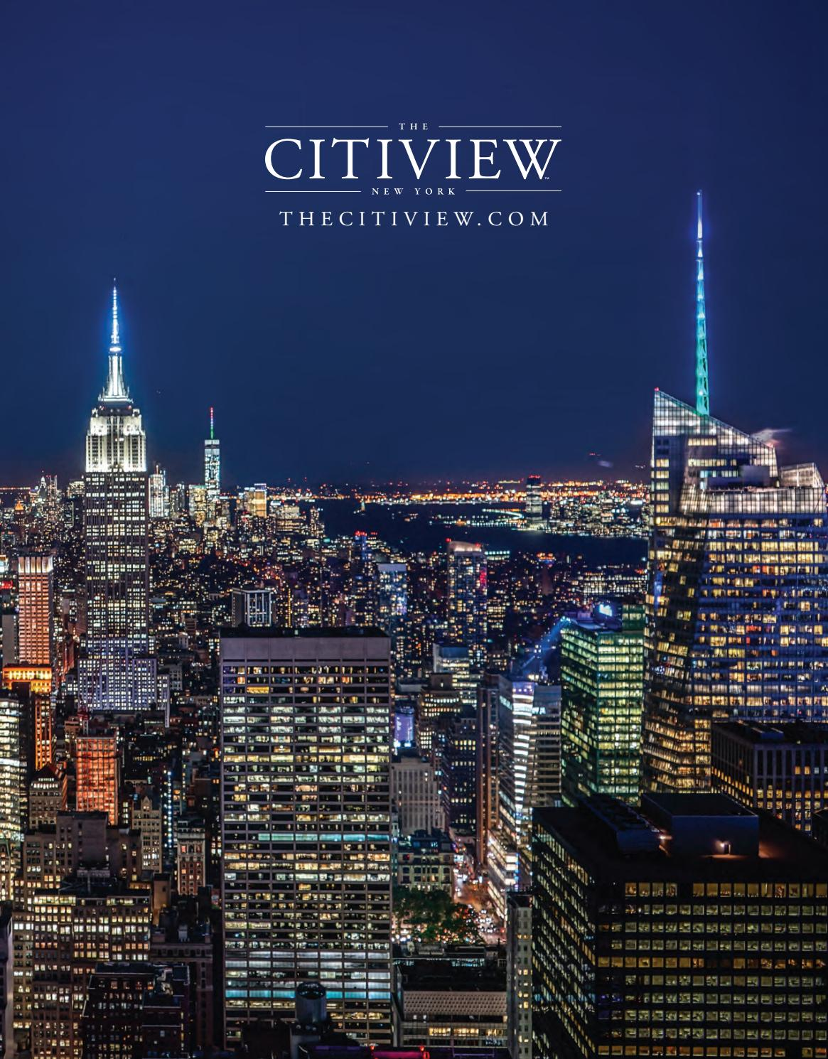 The CitiView NYC 2019 by Citiview Publications - issuu
