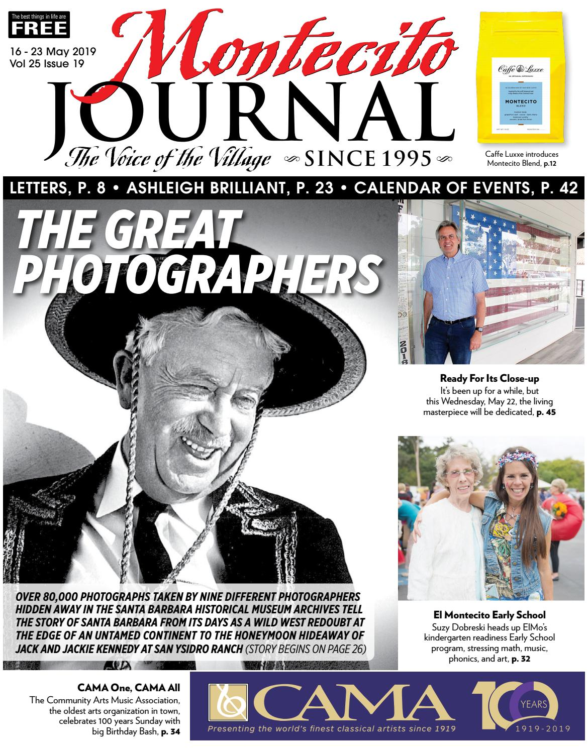 The Great Photographers by Montecito Journal - issuu