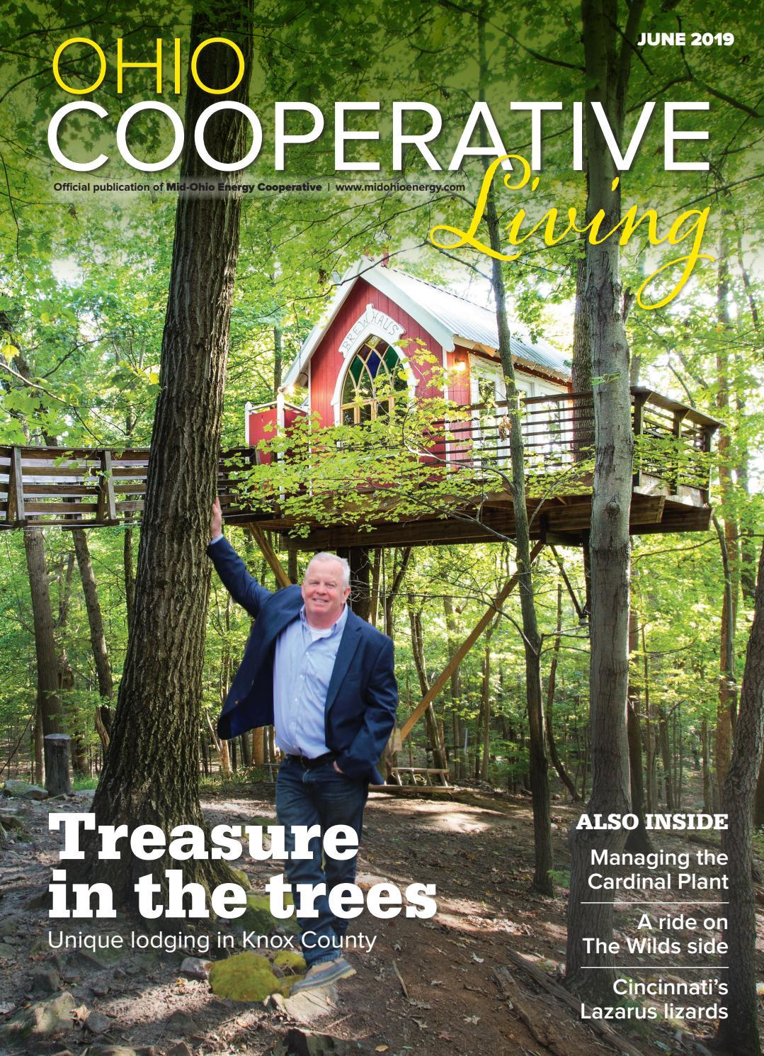 Ohio Cooperative Living - June 2019 - Mid-Ohio by Ohio Cooperative