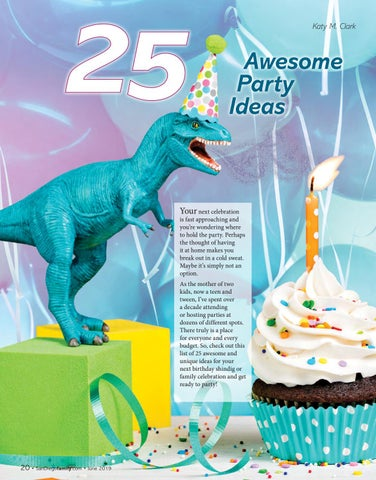 Page 20 of Awesome Birthday Party Ideas