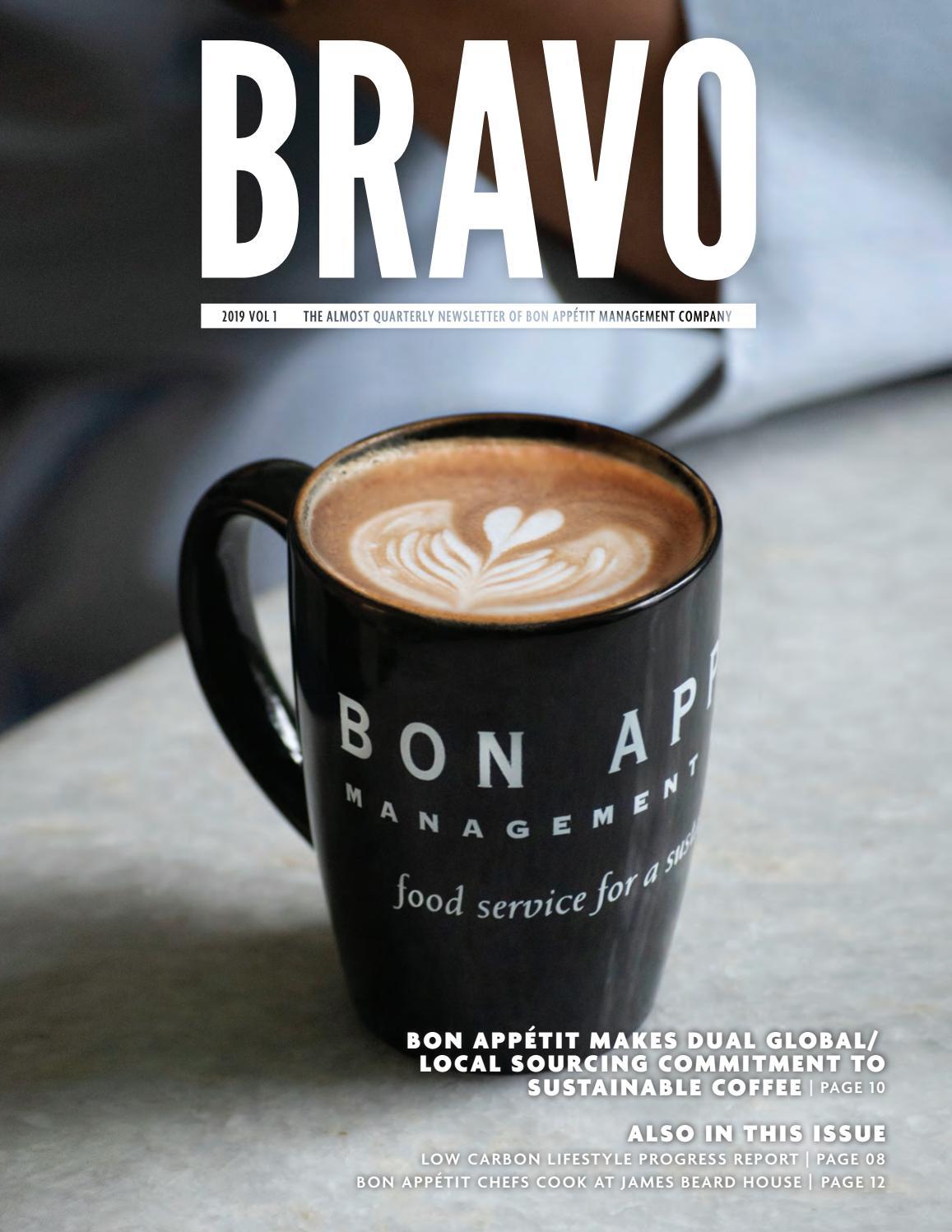Bravo 2019 Volume 1 By Compass Group Usa Issuu