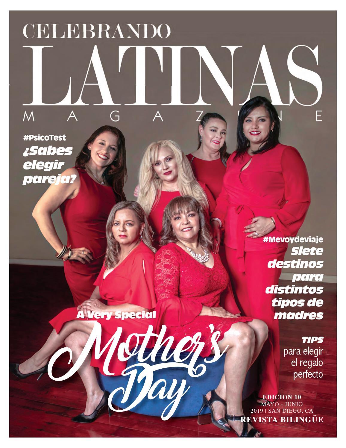 Celebrando Latinas Latinas Magazine Magazine Celebrando Celebrando TF1JKlc