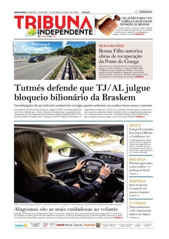 e5b344878 Edição número 3396 - 21 de maio de 2019 by Tribuna Hoje - issuu