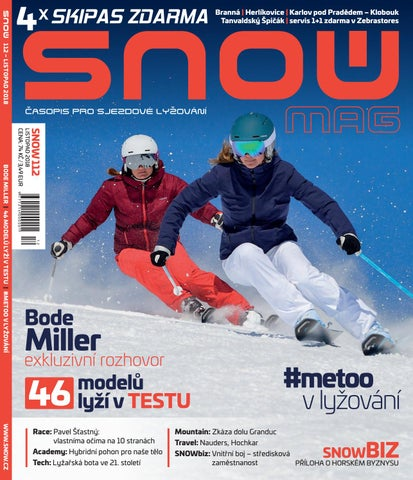 718bce795c95 SNOW 112 - listopad 2018 by SNOW CZ s.r.o. - issuu