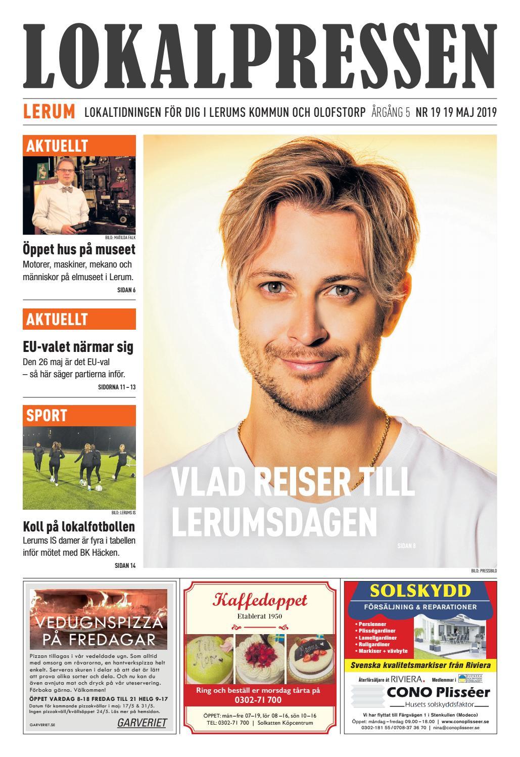 Jimmy Ekholm, Kullgrdsvgen 19D, Lerum | unam.net