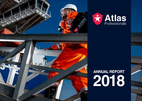 Annual Report 2018 by Atlas Professionals - issuu